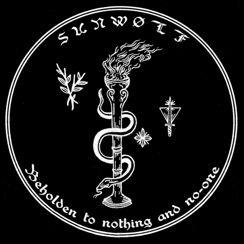 Sunwølf - Beholden To Nothing And No One